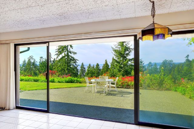 Sliding Patio Doors for Your Ottawa Home