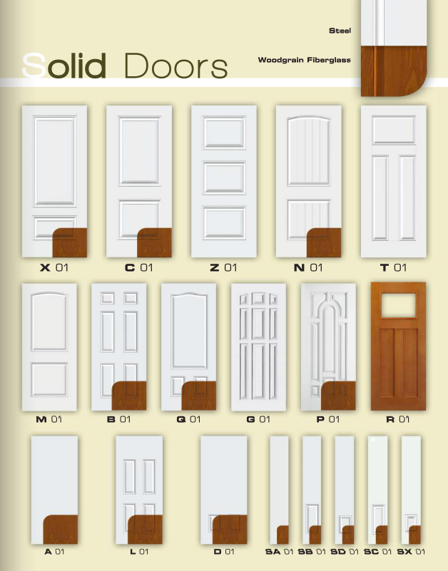 Solid Doors