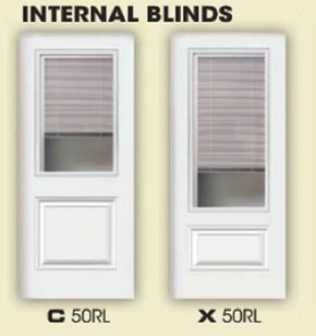 Internal blinds collection